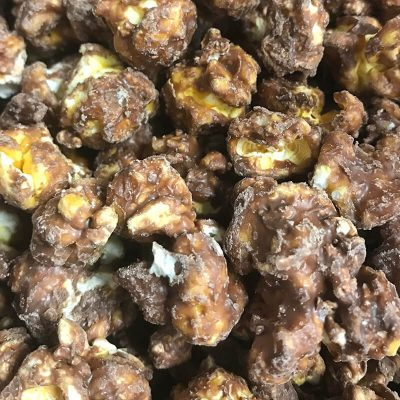 Double Dip Caramel Popcorn