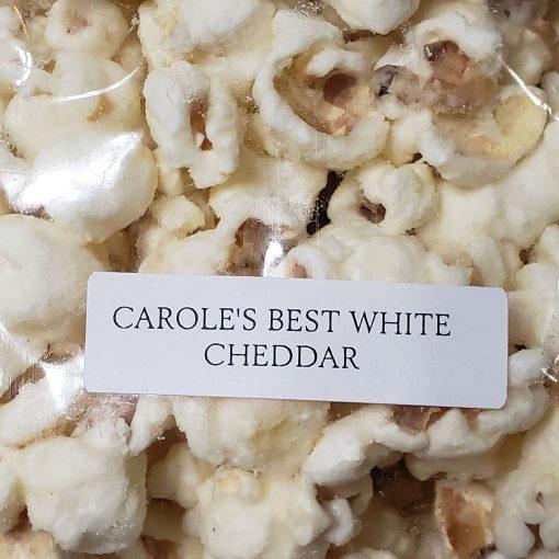 Carole's Best White Cheddar